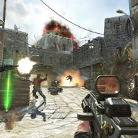 Gunning for games: A street battle from the video game 'Call of Duty: Black Ops II.' | AP