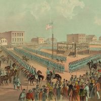 America's largest mass execution now obscure