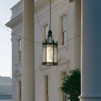 At White House, electricity wasn't love at first light
