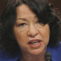 Sotomayor recalls life story shaped by diabetes
