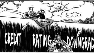 Credit Rating Falls