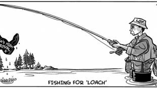Loach Fisher