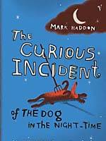 'The Curious Incident of the Dog in the Night-time,' 'Fergus Crane'