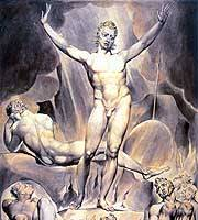 'Satan Arousing the Rebel Angels' by William Blake
