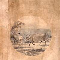 Four ink paintings from a set of 10 attributed to Tenshu Shubun (1414-63) illustrate the Zen pursuit of a state of 'no mind' with a parable about a young boy taming a water buffalo. | IMAGES COURTESY OF TOKYO NATIONAL MUSEUM