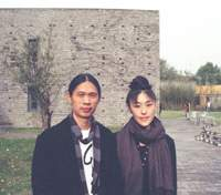 Chinese photographer RongRong and his Japanese wife, photographer Inri, opened Three Shadows Photography Art Centre in Caochangdi in June of this year.
