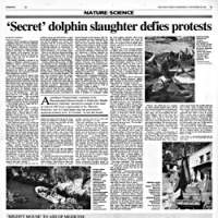The award-winning story on this page on Nov. 30, 2005