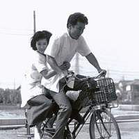 Koji Yakusho and Misa Shimizu appear in scenes from 'Unagi (The Eel),' for which Imamura won a second Palme d'Or in 1997.