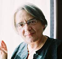 Agnieszka Holland, the director of 'Copying Beethoven' | PHOTO BY KAORI SHOJI
