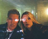 Richard Gere and Claire Danes in 'The Flock'