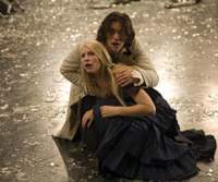 Claire Danes and Charlie Cox in 'Stardust'   © 2007 PARAMOUNT PICTURES. ALL RIGHTS RESERVED.