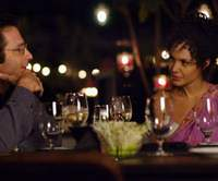 Dan Futterman and Angelina Jolie in 'A Mighty Heart'  © 2007 PARAMOUNT VANTAGE. ALL RIGHTS RESERVED