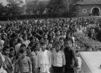 Children in the International Safety Zone in 'Nanking' | THINKfilm