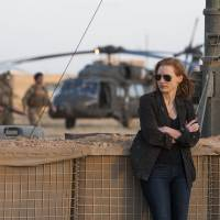 Bigelow, Chastain get real in 'Zero Dark Thirty'