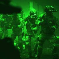 In the dark: Kathryn Bigelow's film 'Zero Dark Thirty' has been criticized for its graphic portrayal of torture by U.S. forces. | JONATHAN OLLEY / © 2012 CTMG. ALL RIGHTS RESERVED