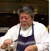 Cheong Liew, father of fusion food and one of Australia's most acclaimed chefs.