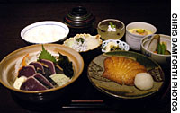 The taste of Tosa in Tokyo