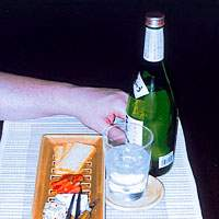 Bras now offer a variety of foods to make shochu a dining as well as drinking experience. | ERIC JOHNSTON PHOTO