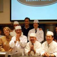 New York chefs taste authentic Japanese cuisine