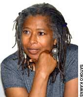 Alice Walker: Love makes her world go round