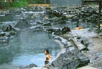 A dip in an onsen may be pleasant, but it takes three weeks of onsen therapy to reap real medical benefits.