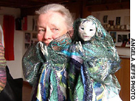Heather Goodwin, who rebuilt her own once-shaky health through puppetry, will bring Waldorf-style puppetry -- an art form with healing and educational benefits -- to Japan for the first time this month.