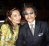 Rocky Aoki -- the founder of the Benihana restaurants, backgammon champion and record-setting balloonist -- and his wife, Keiko Ono, a former Miss Tokyo who founded the consultancy Altesse, have created a sake club in New York and organized a sake tour here.
