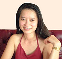 Mong-Lan writes with a 'quiet intensity.' She also speaks nine languages, and is a teacher and professional dancer.