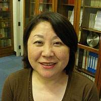 Yukiko Yamahashi of the Small Kindness Movement in Tokyo decided against a career in las for one in promoting everyday acts of kindness. | ANGELA JEFFS PHOTO