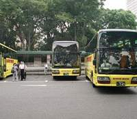 Get on the bus: An Asian neighbor's view of Japan