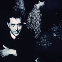 A dramatic life: Richie in rehearsals for one of his plays in the late 1960s.