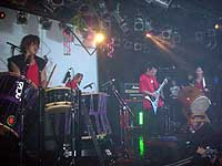 Ryo-Ma wows the crowd on hand the Hide Museum in Yokosuka, Kanagawa Prefecture, on Jan. 11 -- the port city's real trance party.