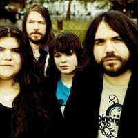 The Magic Numbers bring their '60s sound to Japan.