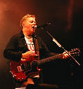 2004: | Frank Black's aging Pixies shocked the crowd when they reformed and played -- by putting on one of the best Fuji shows ever. MARK THOMPSON PHOTOS