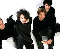 Robert Smith (second from left) finally brings his long-running band The Cure back to Japan to headline Fuji Rock Festival '07 on Friday night.