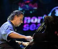 Chick Corea is seen playing at the North Sea Jazz Festival in Rotterdam, the Netherlands, last month. | TJ BRUDER PHOTO