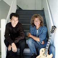 Brad Mehldau and Pat Metheny (right), who released albums together in 2006 and 2007, will tour Japan the last week of this month with Larry Grenadier and Jeff Ballard.