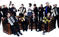 Gypsy band Taraf de Haidouks, who have just released 'Maskarada,' an album of classical music that was originally influenced by European folk and Gypsy music, tour Japan starting this weekend.