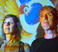 Cybertechno pioneers System 7, comprised of Steve Hillage and Miquette Giraudy, play Tokyo in October.