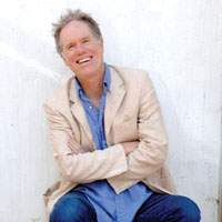 Rufus Wainwright has had a difficult relationship with his father, Louden Wainwright III (above), who split from Rufus' mother, folk singer Kate McGarrigle