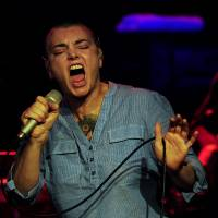 Sinead O'Connor gets fired up for 'Crazy Baldhead Tour'