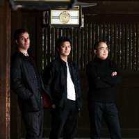 Ben Kemp (left) and his band's current Japan tour will be filmed and released as a documentary