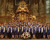 The members of the Czech Philharmonic Children's Choir will perform with local choirs on their forthcoming Japan tour.