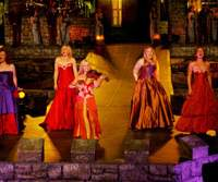 Celtic Woman perform in Japan in November and December.