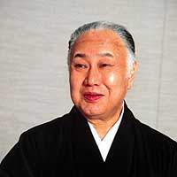 The kabuki actor formerly known as Nakamura Ganjiro III has taken the stage name Sakata Tojuro