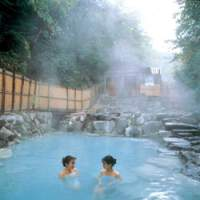 Bathers enjoy the Zao onsen (hot-spring resort) in Yamagata Prefecture. | © YAMAGATA PREFECTURE / © JNTO