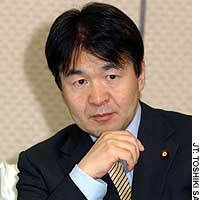 Heizo Takenaka, minister of postal reform and economic policy, outlines his views on postal privatization.