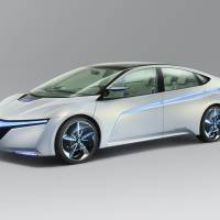 Fly by wire?: The AC-X sports hybrid concept car is shown in a computer rendering provided by Honda Motor Co.   KYODO