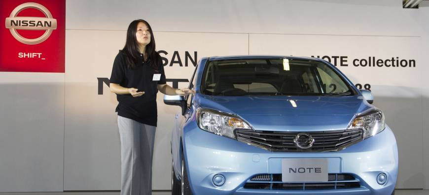 Nissan's female execs help drive strong sales