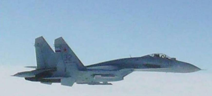 Russian fighters intrude into Japanese airspace on isle row day, spurring protest